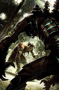 Magnus Robot Fighter 3 Comics Raymond Swanland cover (clikc to enlarge)