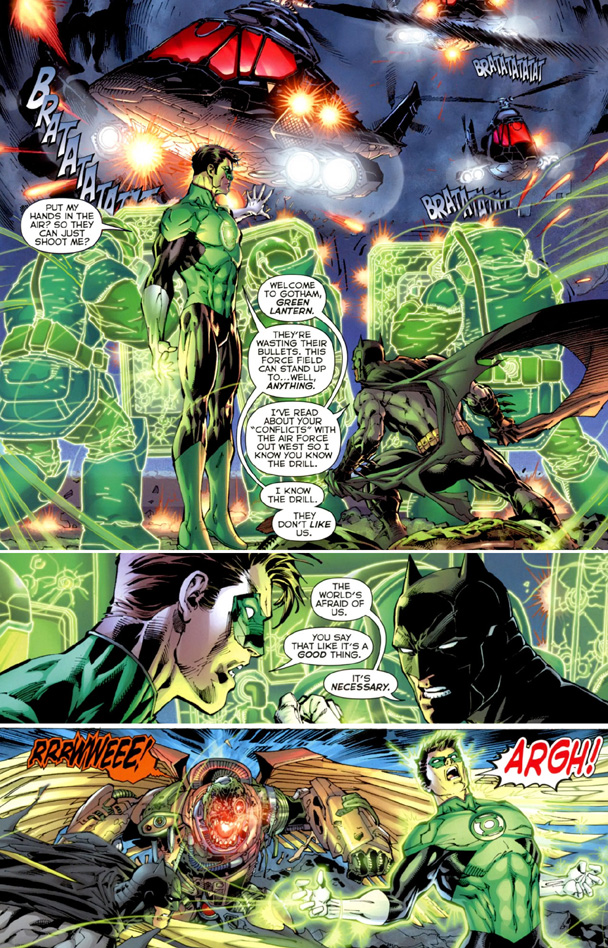 Justice League Remixed, page 6