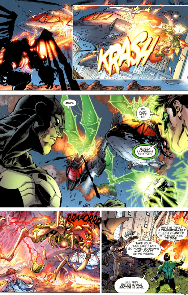 Justice League Remixed, page 7