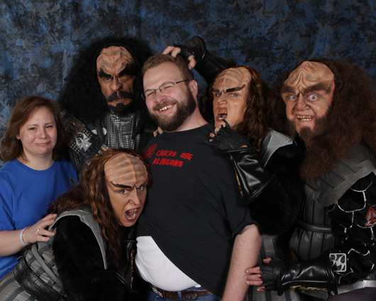 Chicks Dig Klingons