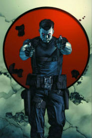 Bloodshot 1 Cover pullbox variant Mico Suayan