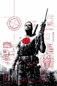 Bloodshot 1 Cover 1 in 20 variant David Aja
