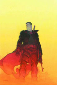 Bloodshot 1 Cover 1 in 50 Variant by Esad Ribic