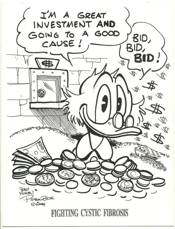Scrooge McDuck by Patrick Block