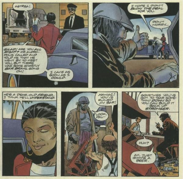 Aram vs Gilad page 3