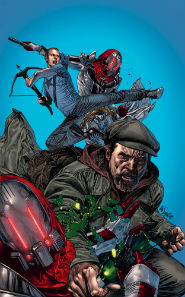 Archer Armstrong 01 Cover