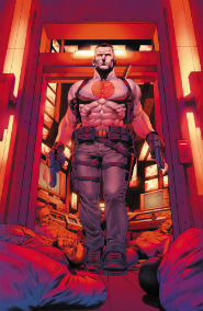 Bloodshot 2 cover