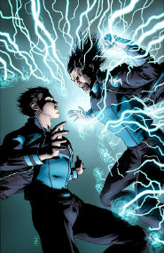 Harbinger 3 Zircher Variant cover