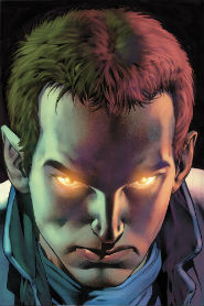 Harbinger 3 cover