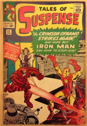 Tales of Suspense 52