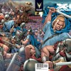 X-O Manowar #1 Second Printing Wraparound Cover
