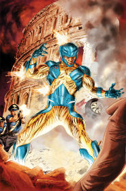 X-O Manowar 4 cover