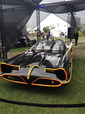 west batmobile