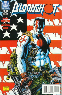 Bloodshot 40 cover
