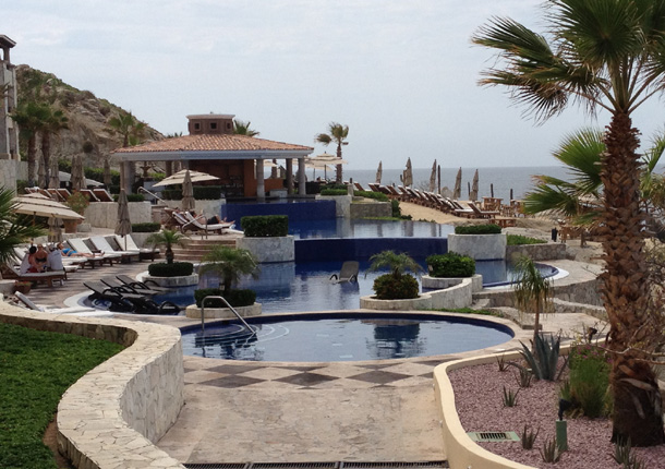 Pool in Cabo