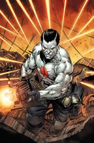 Bloodshot 5 Garcia Variant Cover