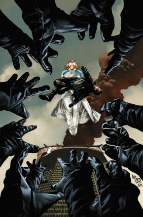 Harbinger #6 Cover Art