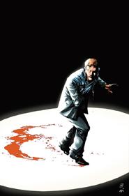 Harbinger 6 Clark Variant Cover
