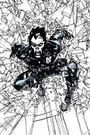 Shadowman 1 Cover Sienkiewicz Variant