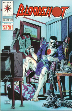 Bloodshot 12 Cover