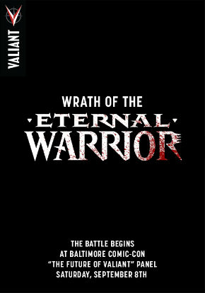 Wrath of the Eternal Warrior Teaser