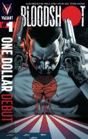 ONE DOLLAR DEBUT Bloodshot 1
