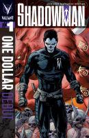 ONE DOLLAR DEBUT Shadowman 1