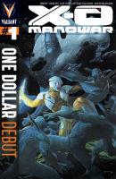 ONE-DOLLAR DEBUT X-O Manowar 1