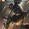 X-O Manowar 12 Cover Marko Djurdjevic