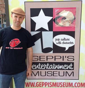 Geppi Museum Visit