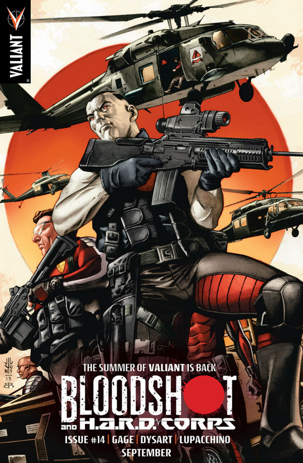Bloodshot and the HARDCorps teaser