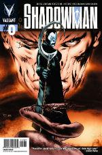 Shadowman 0 Khari Evans Cover