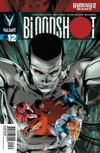 Bloodshot 12 Zircher Cover