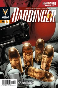 Harbinger 13, Zircher Cover
