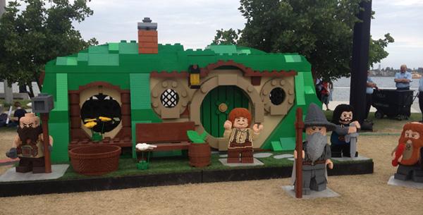 Lego Hobbiton