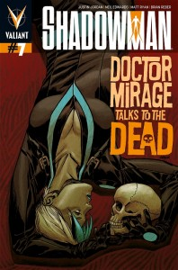 Shadowman 7 Cover