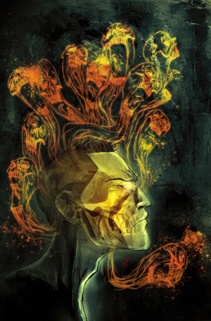 Shadowman 13 Cover - Ben Templesmith