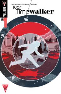 Ivar Timewalker #1 Cover Valiant Comics