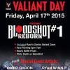 Ryans Comics Bloodshot Reborn Signing