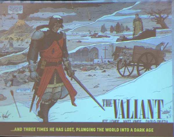 TheValiant