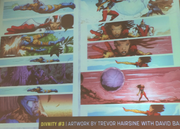 Pages from Divinity #3