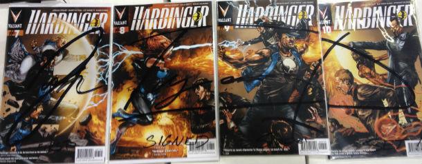 Harbinger Super Signature Edition